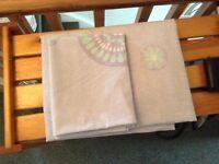 Single duvet cover & pilow case cover set