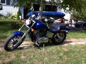 2004 honda ace 1100 try your trades