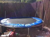 8-10. Foot trampoline