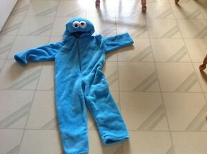 Cookie Monster Halloween Costume