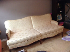 Sofa and Chair (Colonial Style) Kitchener / Waterloo Kitchener Area image 4