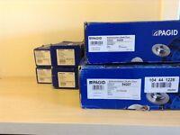 Pagid brake disks and pads for vw/seat/Audi/skoda
