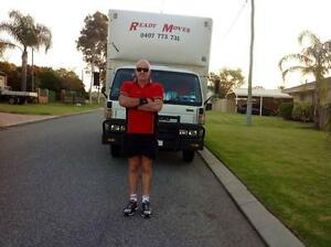 Removals.     Furniture  removalists.    Ready Moves Myaree Melville Area Preview