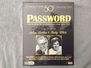 PASSWORD The Golden 50th Anniversary Edition