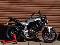 Yamaha MT-07 2015. Only 5286miles. Delivery Available *Credit & Debit Cards A...