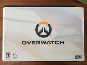 Overwatch edition collector