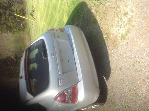 2008 Hyundai Accent Hatchback