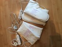 Babyliss satin smooth professional heated booties & mittens