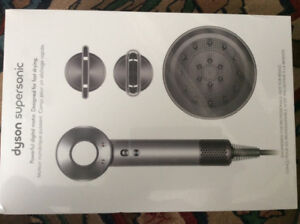 dyson supersonic professional version hair dryer new in box 450