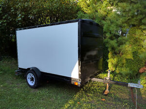 2011 Snowbear fully enclosed trailer