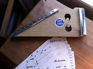 Vintage Zippy Zither