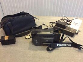 PANASONIC CAMCORDER NV S5B - DIGITAL ZOOM x 12
