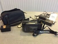 PANASONIC CAMCORDER NV S5B - DIGITAL ZOOM x 12
