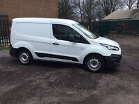 FORD TRANSIT CONNECT 1.6 TDCI 64 PLATE