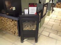 Faber Odense Balanced Flue Gas Stove With Remote