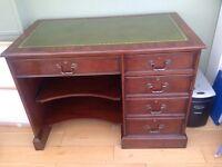 Mahogany Classic Desk