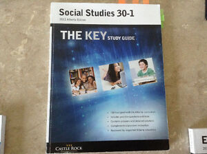 THE KEY Social Studies 30-1 exam readiness resource