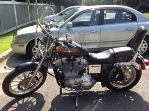 Harley Davidson Sportster 883  Mint condition- Low Mileage
