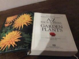 A-Z Encyclopaedia of Garden Plants