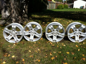 16 in. Kia rims, Set of 4 , 120.00 $