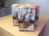 John Frieda hair colour, medium natural blonde (8N) x 5