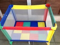 GRACO Travel Cot / Playpen
