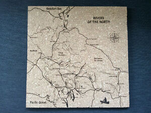 New Cork Board Rivers of the North