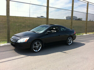 2005 Honda Accord EX-L Coupe (2 door)