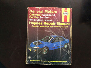 Automotive repair manual