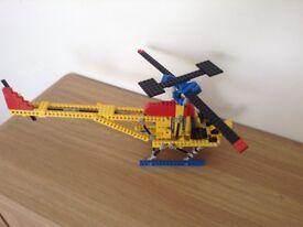 Vintage Lego Set No 852