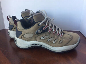 Merrell Hiking Shoes - size 8.5 (Women's)