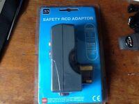 Master plug Safety RCD adaptor