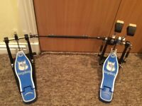 Big Dog E004 - Double Bass Drum Pedal for sale