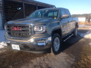 Like new 2017 GMC Sierra 1500 Kodiak Edition, Z71