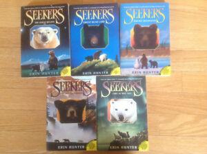 Seekers 5 book set