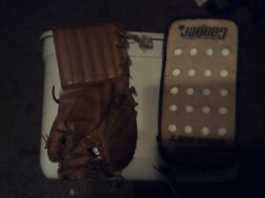 Vintage blocker and trapper