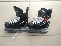 CCM hockey skates size 10J