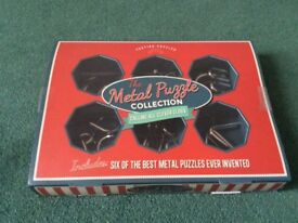 Professor Puzzle - The Metal Puzzle Collection - Brand New