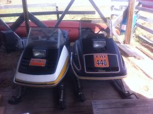 Skidoo's for sale