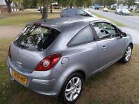 2008 Vauxhall Corsa 1.3 CDTi [90] SXi 3dr [AC] 3 door Hatchback
