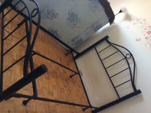 Linden full size bed ebony style for sale
