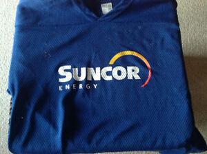 SUNCOR Hockey jersey Strathcona County Edmonton Area image 1