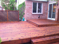 DECKSCAPES - Deck Refinishing & Staining