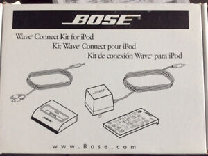 BOSE Wave connect CT kit for iPod 120V