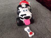 Bumper dog toy
