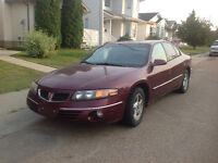 2000 Pontiac Bonneville SE Sedan