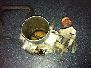 91 Toyota Supra throttle body