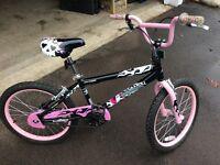 """GIRL BIKE. Avigo - 20"""" Rock N Roll Girls Bike"""