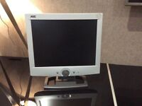 "AOC LM520A 15"" LCD TFT Computer Monitor Screen"