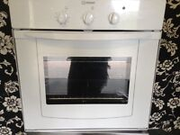 Indesit slot in oven